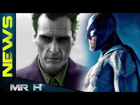 Joker Origin Movie & The Batman Will Be Set In The Same Universe RUMOUR