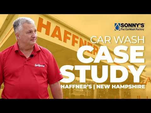 Car Wash Business Case Study - Haffner's Energy Group