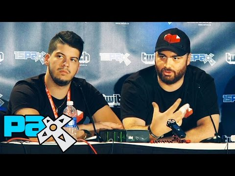 How To Build An Audience On Youtube | PAX 2015 Panel w/The Stream Team, JoblessGamers & XpertThief!!
