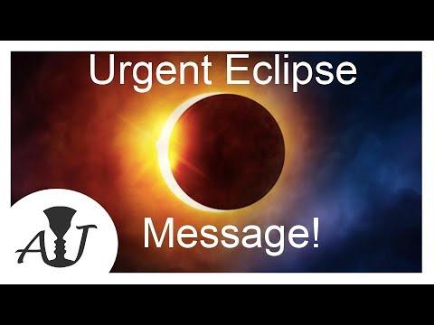 Solar Eclipse Power- Participate! - Channeling Jesus.