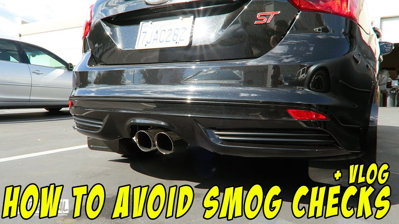 how to avoid smog check legally youtube. Black Bedroom Furniture Sets. Home Design Ideas