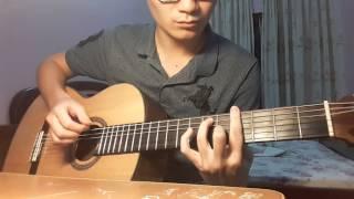 [Quốc Thiên] Cảm thấy cách xa guitar cover ( Hợp âm)