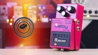 Boss Delay DM-2w Waza Craft (Demo)