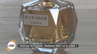 Parfums de marque, pourquoi sont-ils si chers?