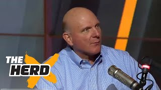 Believe it or not, Steve Ballmer was actually super shy as a kid -