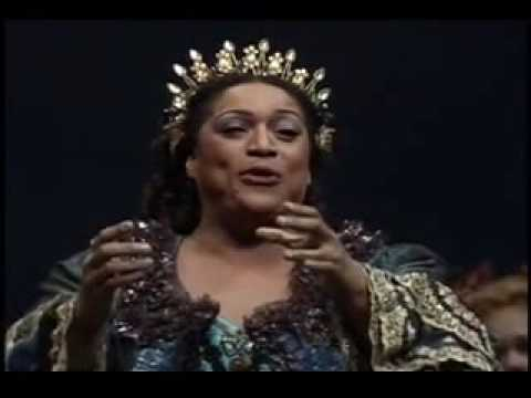 The Goddess of Earth Jessye Norman sings Ariadne's Monologue