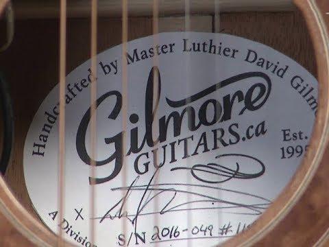 Gilmore Guitars -  Sarah Beatty