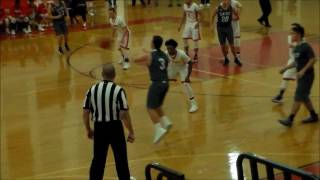 SC Boys Bsketball 16-17: Lacey-53 vs. Jackson Liberty-41