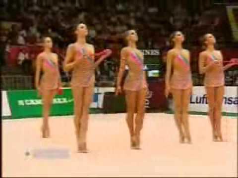 Bulgaria Group  5 Rope 2008 Deriugina Cup