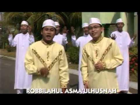 Lagu Sholawat Alhumabattain - Robbi Lah