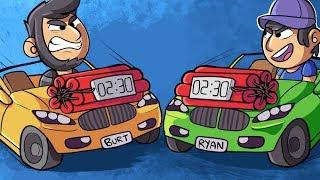 CAR BOMB BATTLE!! | GTA 5 | GTA V Online Funny Moments