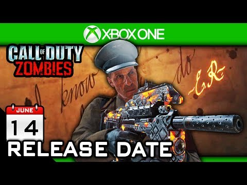 BO3 Zombies: Chronicles ☆ NEW XBOX ONE RELEASE TIME!