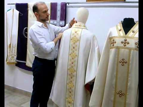 La casula sacerdotale borromea