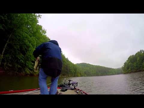 Fishing with tyler waller ep 5 2015 husband and wife for Public fishing near me
