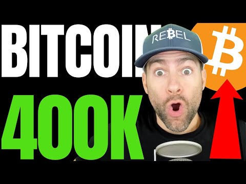 WE CAN SEE $400K BITCOIN IN 2022 EASY, SAYS JACK MALLERS, I THINK WE'RE GOING WELL INTO 6-FIGURES!!!