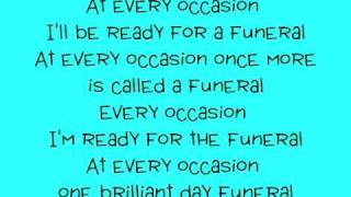 Repeat youtube video Band of Horses - The Funeral with lyrics