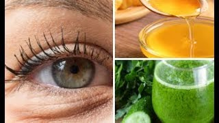 Apply This Mixture On the Dark Circles Under Your Eyes and Wake Up Without Them