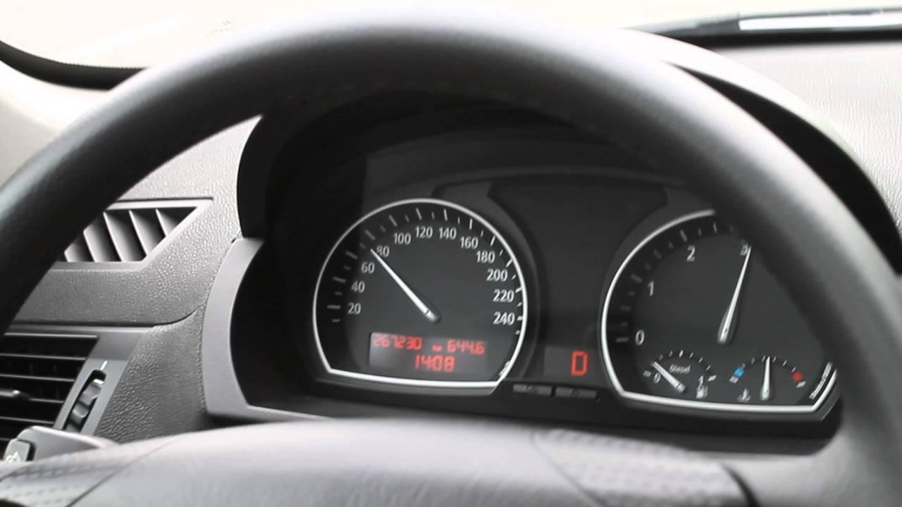 Bmw x3 e83 3 0d acceleration 0 100km h