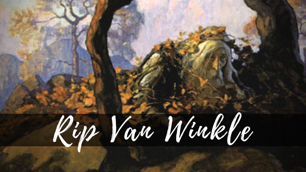how long did rip van winkle sleep