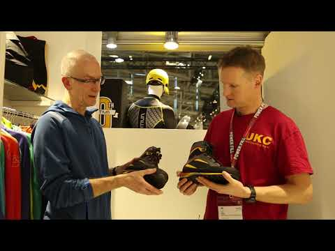 ISPO 2018 - La Sportiva - Trango Tower and Trango Tower Extreme GTX