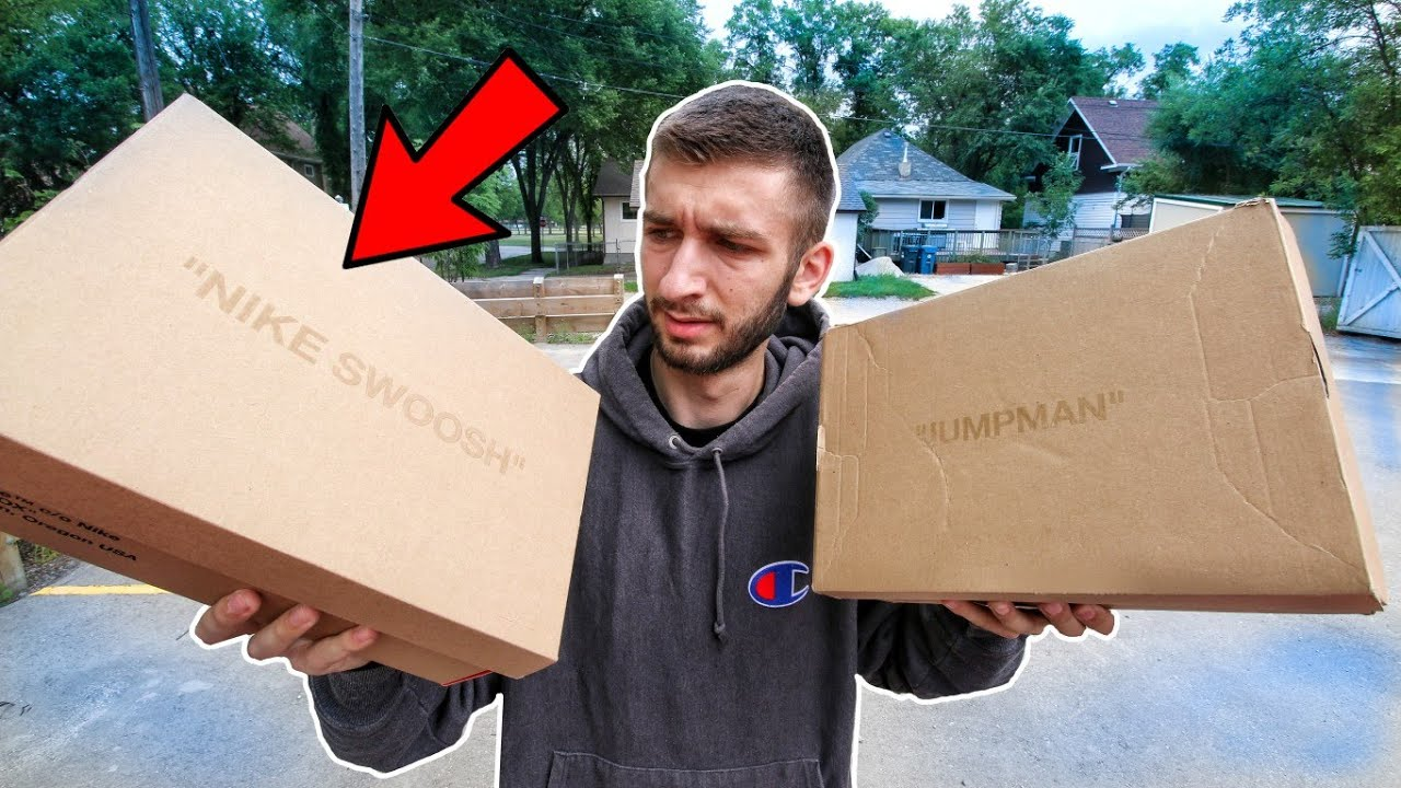 I GOT the BEST NIKE OFF WHITE SNEAKERS EVER MADE! YouTube