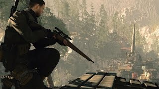 Sniper Elite 4 - No Cross - Multiplayer Gameplay (PC HD) [1080p60FPS]