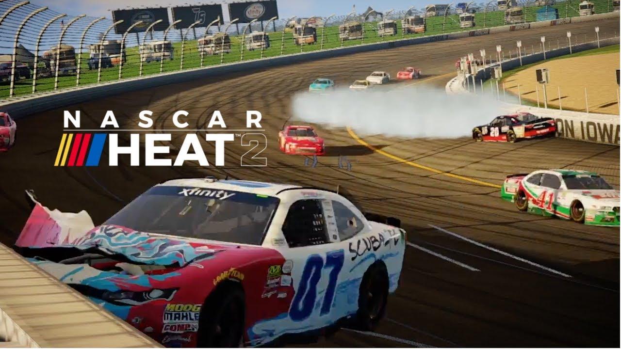 NASCAR HEAT 2, le jeu attendu par 3 personnes en France