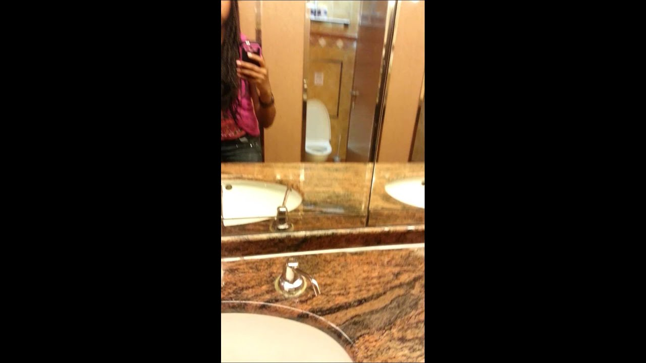 Carnival Cruise Ship Bathroom - YouTube
