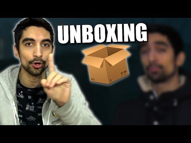 Ένα όχι-τόσο συνηθισμένο unboxing