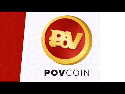 Hasil gambar untuk ico POVCoin