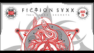 Fiction Syxx Tow The Line Album Tall Dark Secrets Out August 26