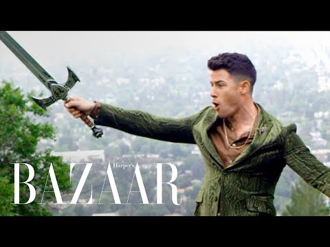 The Jonas Brothers Really, Really Miss Game Of Thrones  | Harper's BAZAAR