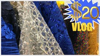 How To Sew A Gown for $20 (PART 1)