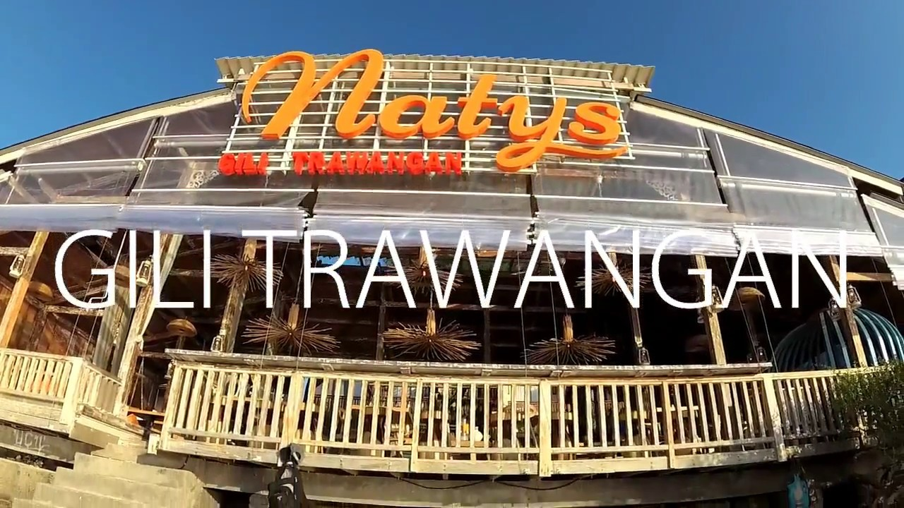 Hotel Natya Gili Trawangan Youtube
