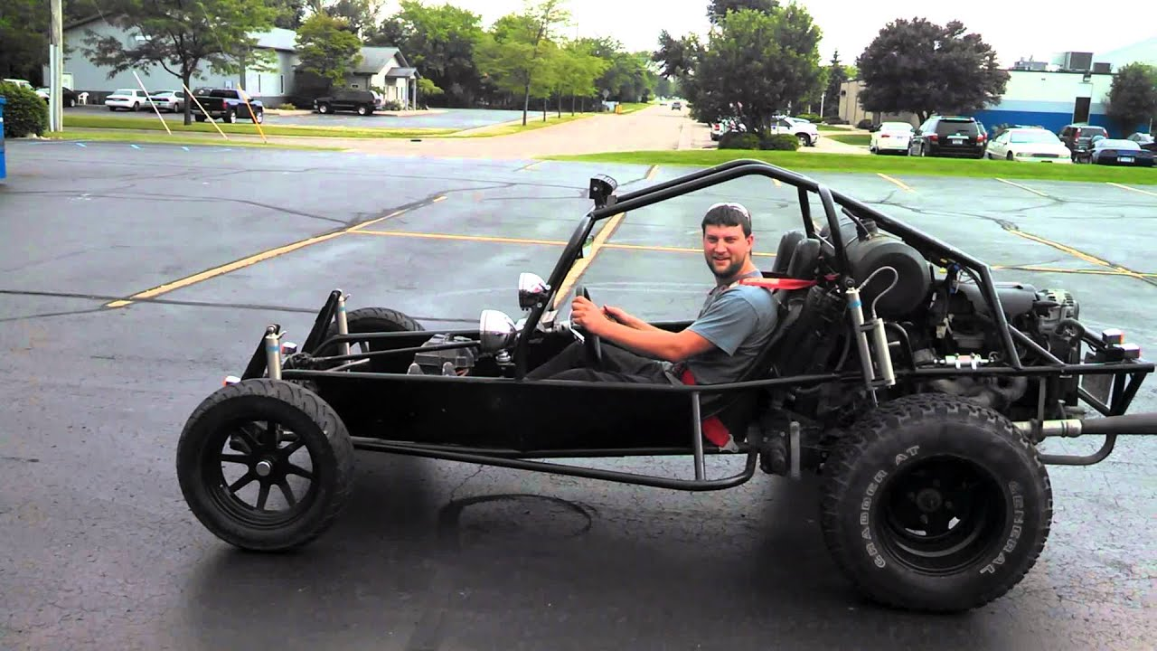 Vw Dune Buggy >> 3800 SC sandrail wheelie - YouTube