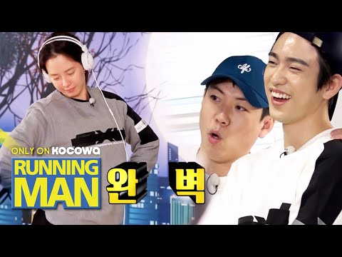 """Up And Down"" By EXID! Song Ji Hyo Does It Perfectly [Running Man Ep 478]"