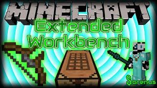 Minecraft | EXTENDED WORKBENCH MOD 1.7.10 | Sorenus Mods 167