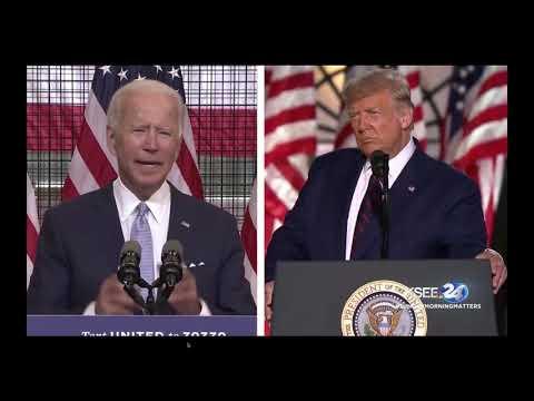 "NBC 24 Fresno's ""Sunday Morning Matters,"" Sept. 27, 2020: The First Trump-Biden Debate"