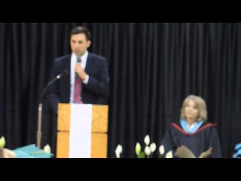 Holy Family Catholic High School Graduation