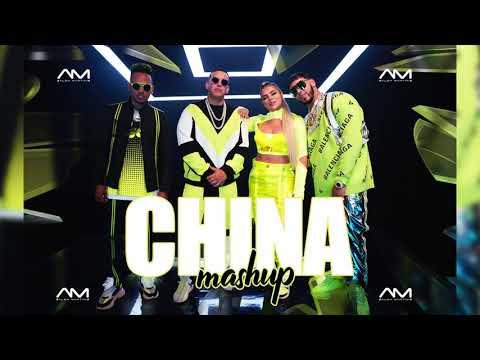 China – Anuel, Ozuna, Daddy Yankee, Karol G, J Balvin (Mashup)