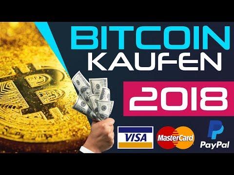 Bitcoin Kaufen 2019 | Wie Bitcoin KAUFEN | KreditKarte | PayPal |