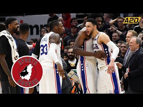 Philadelphia 76ers Potential Playoff Path | Sports Hounds