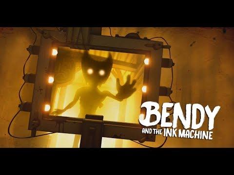 ТАЙНА БЕНДИ! НЕ ВКЛЮЧАЙ МАШИНУ! | Прохождение с зеркалом Bendy And The Ink Machine: Chapter 1