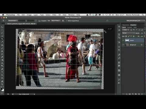 Design a Postcard in Photoshop (Part 1)