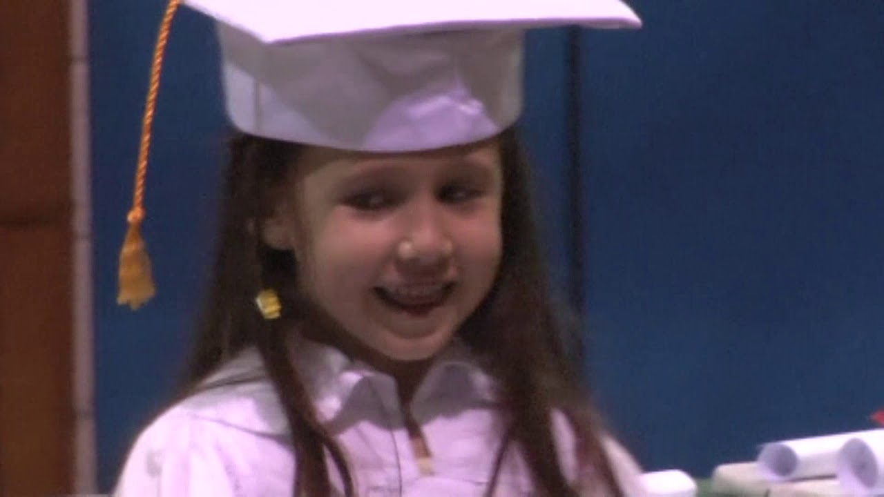 St. Mary's Kindergarten Graduation  6-14-12