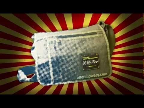 DIY Waxed Canvas Camera Bag - a Domke Alternative