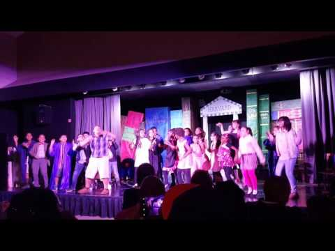 Destiny Legally Blonde Jr. - Bend and Snap Curtain Call