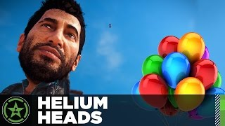 Things to do in Just Cause 3 - Helium Heads