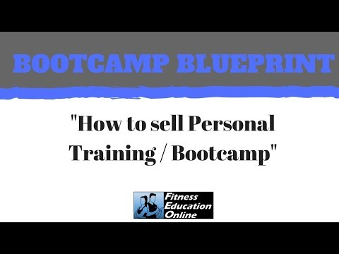 Bootcamp blueprint episode 4 how to sell personal training bootcamp blueprint episode 4 how to sell personal training bootcamp malvernweather Choice Image