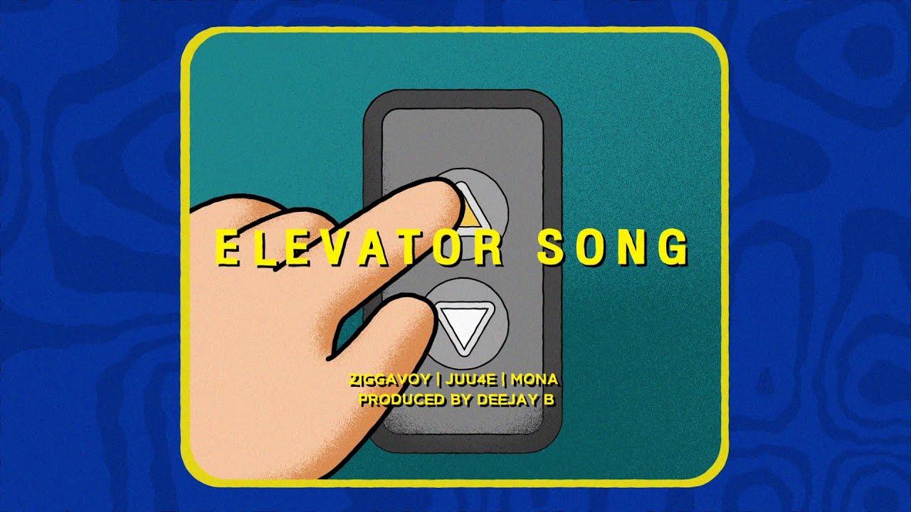 ELEVATOR SONG - Def Jam Thailand : ZIGGAVOY x JUU4E x MONA [Official Lyric Video]